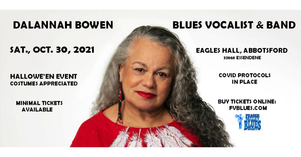 Dalannah Gail Bowen Oct 30 2021